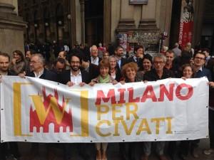 Milano per Civati 2